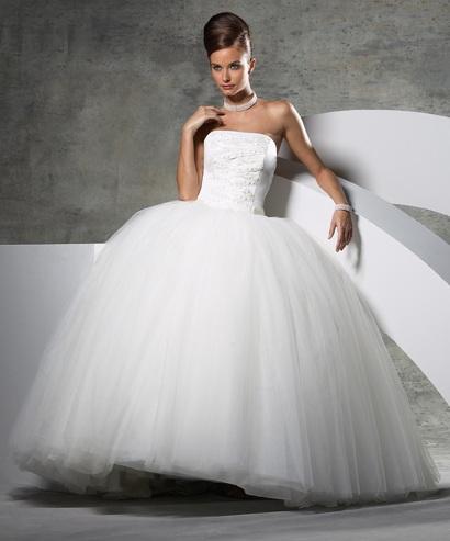 Свадебное платье Война невест . Силуэт: пышное
